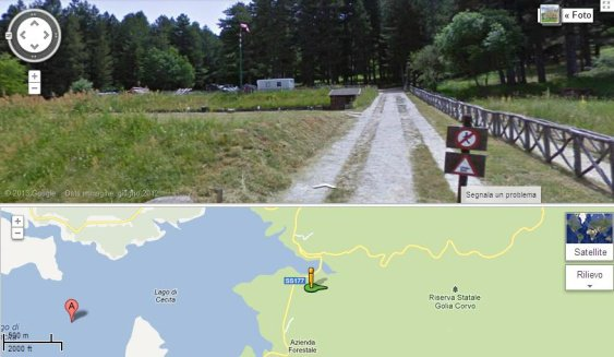web-google-street-view-parchi-nazionali-italia